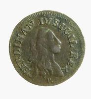 s738_32) Napoli Regno  Ferdinando IV (1759 - 1815) 9 Cavalli 1790