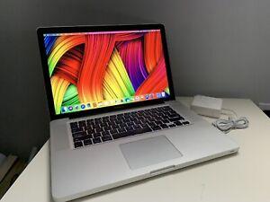 Apple MacBook Pro 15 inch | QUAD Core i7 2.9Ghz | 16GB RAM | 1TB SSD | OS2017