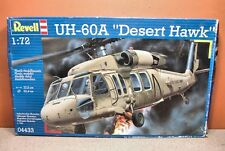 1/72 REVELL UH-60A DESERT HAWK MODEL KIT # 04433