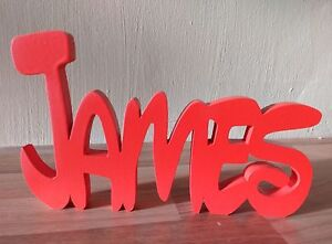 DISNEY INSPRED WOODEN  NAME PLAQUE /LETTERS/NAME PLAQUES/SIGN/ PAINTED