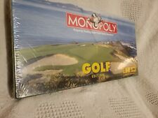 NEW Sealed Monopoly Golf Edition