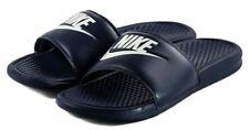Nike Hombre Benassi Jdi Chanclas Medianoche Azul Marino (343880-403)
