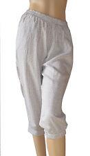 Broadway Fashion Pumphose weiß Mod. FERI PANTS  Alloverprint Gr.M - Neu