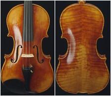Master 4/4 violin Stradivarius1715 Tittan #6808, Rich tone