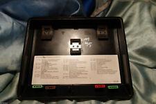 BMW e34 e32 m5 Deckel Sicherungskasten fuse box cover cap lid botton 1374029