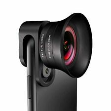 Phone Camera Lens Pro - ANGFLY 4K HD 2 in 1 Aspherical Wide Angle Lens Super M