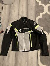 Alpinestars T-GP Plus R V2 Mesh Mens Summer Motorbike Motorcycle Jacket Medium