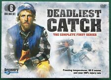 Deadliest Catch The Complete First Series 5060144218322 DVD Region 2