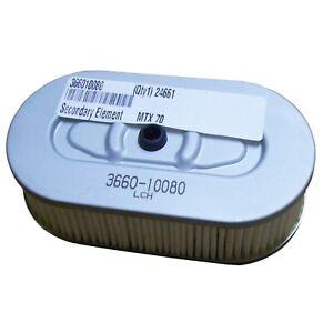 Multiquip 366010080 Secondary Main Air Filter MTX50 MTX60, MTX70, MTX80, MTX90