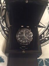 Mercedes Benz Collection Motorsport Selection MSP Chronograph Silver/Black Watch