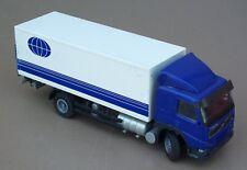 Camion CONRAD ? VOLVO roues avant articulées haillon jeu jouet ancien truck #7