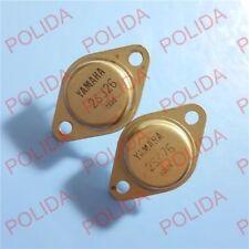 1pair  Audio Transistor YAMAHA TO-3 2SJ26/2SK76 J26/K76 100% Genuine and New