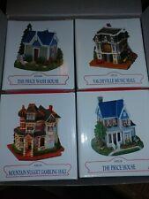 Liberty Falls Village Set Of 3 plus Bonus Set #2