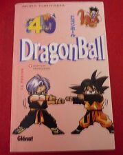 Soft Cover French Pocket Book DragonBall No.40 - Akira Toriyama