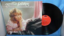 """AGNETHA FALTSKOG WRAP YOUR ARMS AROUND ME ALBUM LP 12"""" POLYDOR 1983 813242-1"""