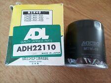 Micro Filter ADH22110 / MTW-49 Oil Filter