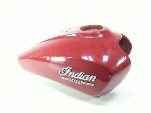 15 Indian Scout ABS Gas Fuel Tank Petrol Reservoir R011504532