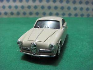 Alfa Romeo Giulietta 1300cc. Sprint Veloce Bertone 1956 - 1/43 Bang 7153