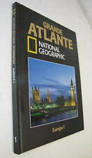 GRANDE  ATLANTE NATIONAL GEOGRAPHIC -EUROPA I        2006