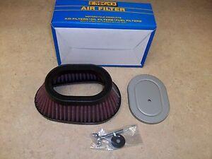 New Emgo Air Filter For 1990-1999 Suzuki DR350S DR350SE DR 350 350S 350SE S SE