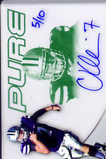 collin klein rc rookie draft auto autograph kansas state ksu college #/10 2013