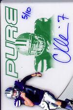 collin klein rc rookie draft auto autograph kansas state ksu college #/10 2013