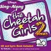 Cheetah Girls 2 Sing A Long, , Very Good CD