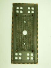 Cable Outlet Mission Switch Plate