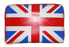 NEUF Porte-Monnaie / Portefeuille Simili Cuir pour Femme UK / England