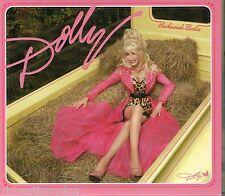 Dolly Parton - Backwoods Barbie (2008) nice embossed card sleeve