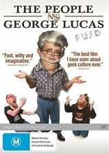 The People Vs George Lucas (DVD, 2012)  LIKE NEW.. R 1