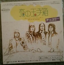 CHICORY TIP son of my father AIRAC-1370 JAPAN MINI LP CD GLAM PUNK POP MORODER