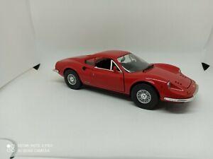 Ferrari Dino 246 GT 1:18 von Anson Metal Series