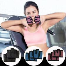 1pair Gym Fitness Gloves Power Weight Lifting Gloves Women Crossfit Workout Body