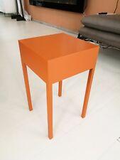 Team by Wellis Beistelltisch SaMo Ahorn Orange