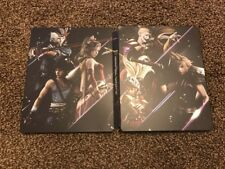 Dissidia Final Fantasy NT Steelbook Cloud Kefka Terra Slip Cover Included No Gam