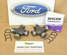 Front Axle Shaft Greasable U Joint Kit Ford F250 F350 2004-2015 Superduty