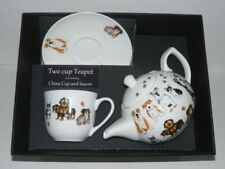 Unbranded Contemporary Teapots with 2 Cups