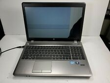 HP Probook 4540s i7  cracked screen