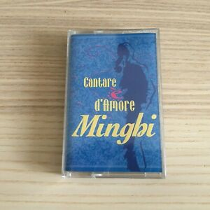 Amedeo Minghi _ Cantare è D'Amore _ MC K7 Musicassetta _ 1996 Emi Come Nuova