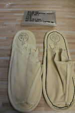 US Army MASH Vietnam Reforger Hausschuhe dated 1969 OVP NOS Slipper Canvas EMS