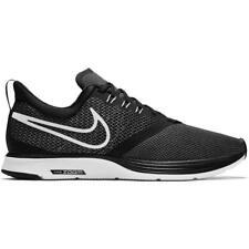 Hombre Nike Zoom Huelga Negro Zapatillas Running AJ0189 001