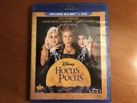 Hocus Pocus (Blu-ray/DVD, 2012, 2-Disc Set)
