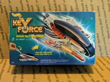 Hot Wheels Key Force Jet Threat Cycle Heroic Keymasters Team 1992