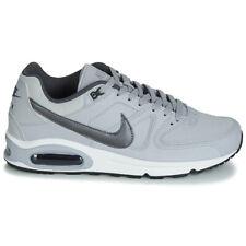 Scarpe da uomo Nike Air Max Command Leather 749760 012 grigio sneakers sportiva