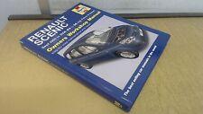 Renault Scenic Petrol and Diesel Service and Repair Manual: 2003