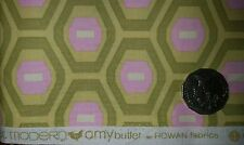 Amy Butler - Honey Comb - Remnant 75cm x 100cm - Quilting Fabric