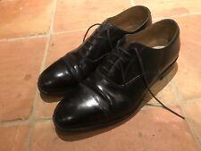 Loake Black Oxford Shoes Size 11.5