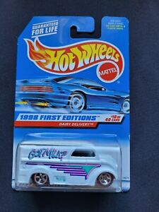 1997 Hot Wheels Dairy Delivery