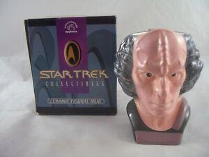 Star Trek Kazon Character Mug Applause 1996